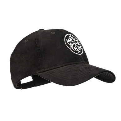 Darkglass Logo Suede Cap by SL Black Label