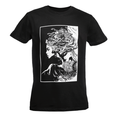 Limited Edition Medusa Crewneck T-Shirt by B&C