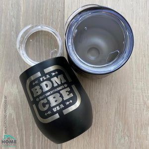 """CBE Logo"" Insulated Cup"