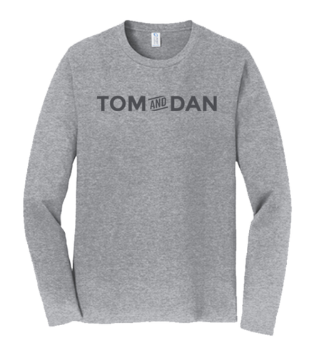 Grey Chest Piece - Long Sleeve