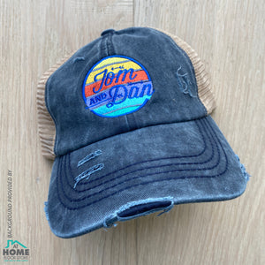 Ladies Ponytail Trucker