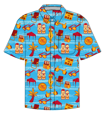 Tom & Dan Cabana Shirt