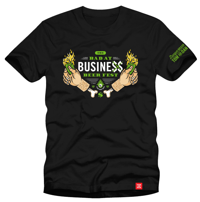 BABBF Event Shirt - Mens