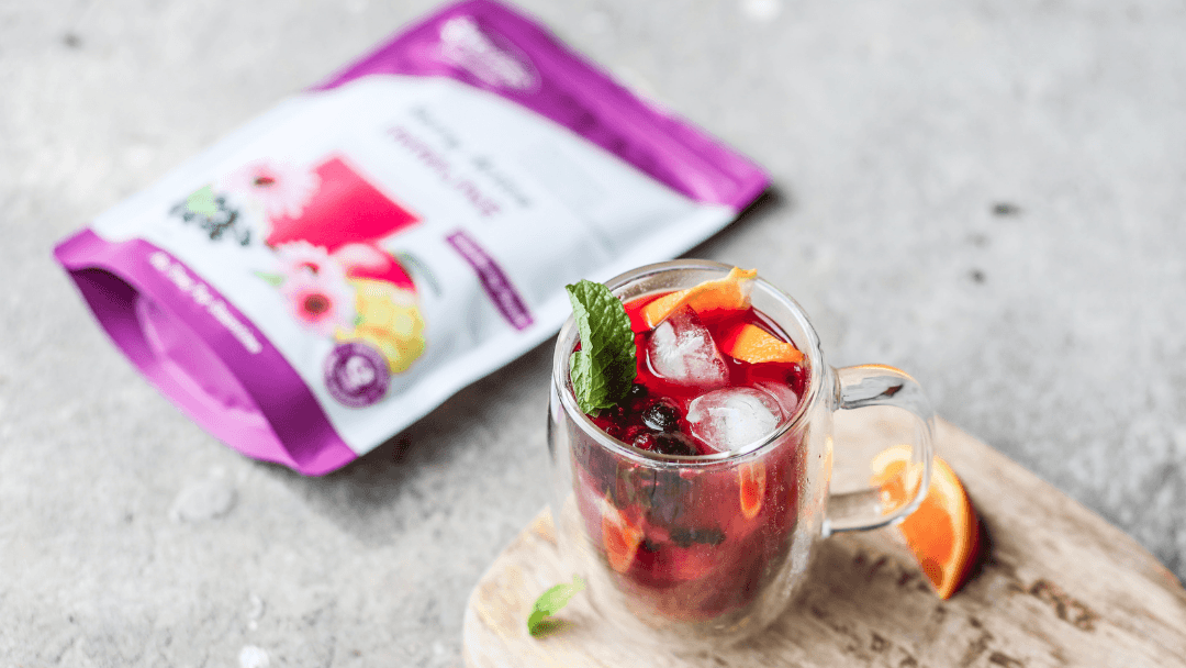 Berry Active Immnue Iced Blackberry Immuni-tea