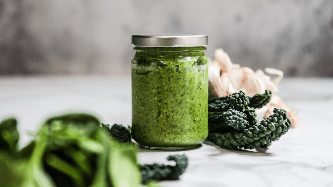 HM Blog Hemp Basil Pesto