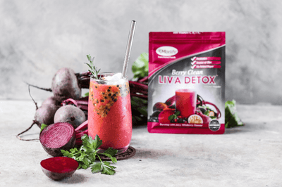 Liv'a Loving Detox Smoothie