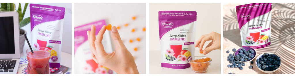 Berry Active Immune Vitamin C Immunity