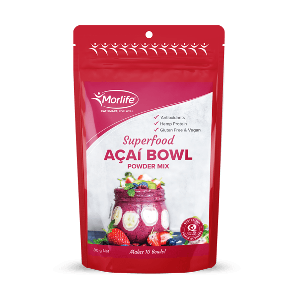 Morlife Acai Bowl Mix - Healthy Me