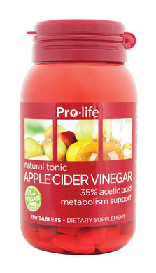 Apple Cider Vinegar Tablets - Healthy Me