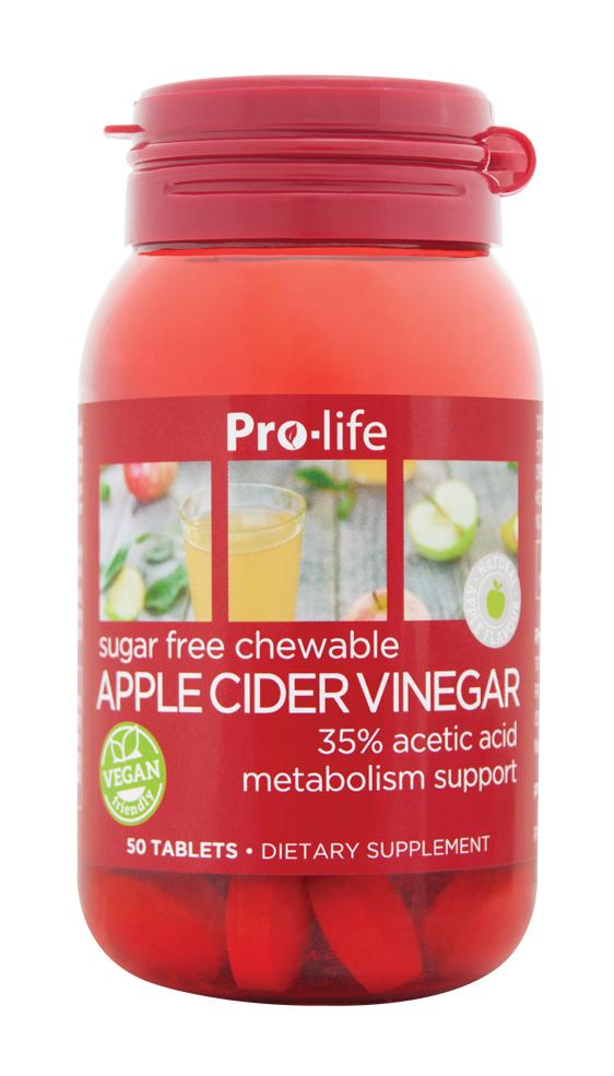 Apple Cider Vinegar Chewable - Healthy Me