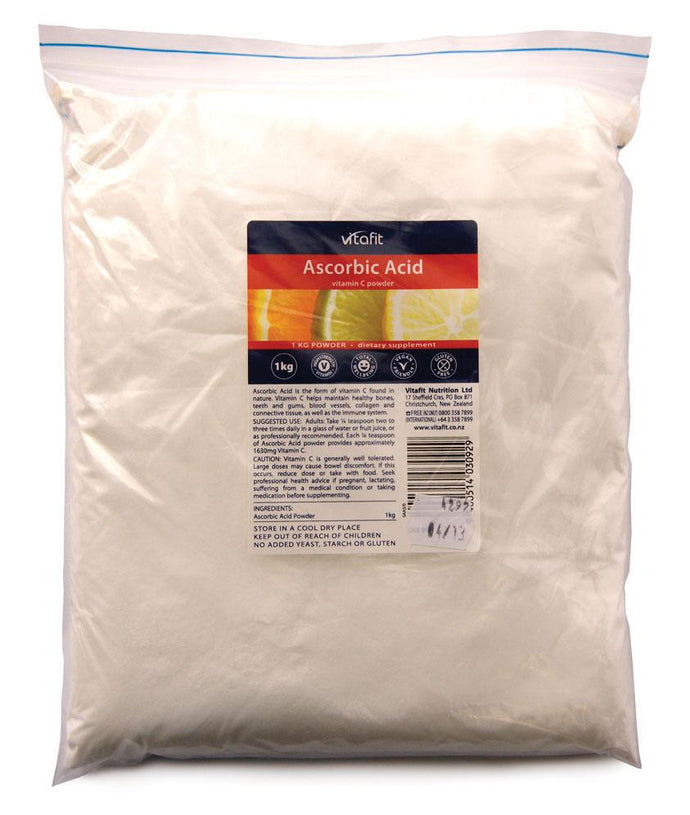 Ascorbic Acid Powder - Healthy Me