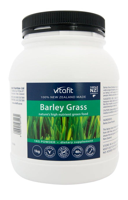Barley Grass - Healthy Me