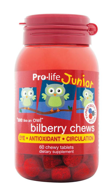 Junior Bilberry - Healthy Me
