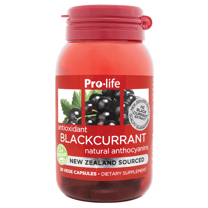 Blackcurrant - Healthy Me