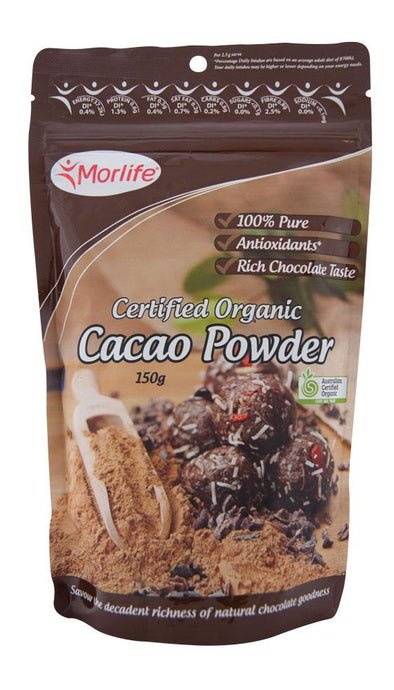 Morlife Cacao Powder - Healthy Me