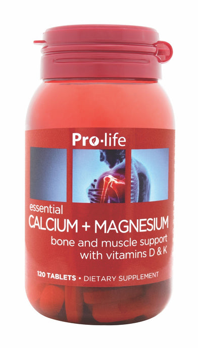 Calcium + Magnesium (New) - Healthy Me