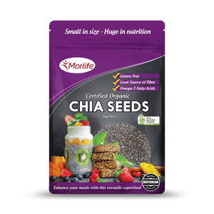 Morlife Chia Seeds - Healthy Me