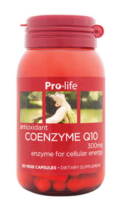 Coenzyme Q10 - Healthy Me