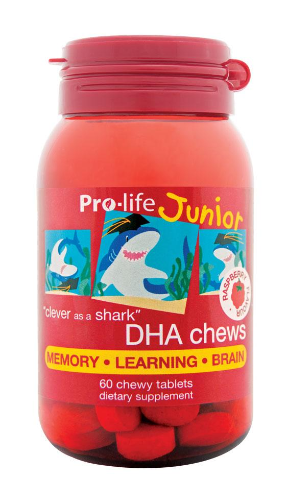 Junior DHA Chews - Healthy Me