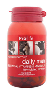 Daily Man - Healthy Me