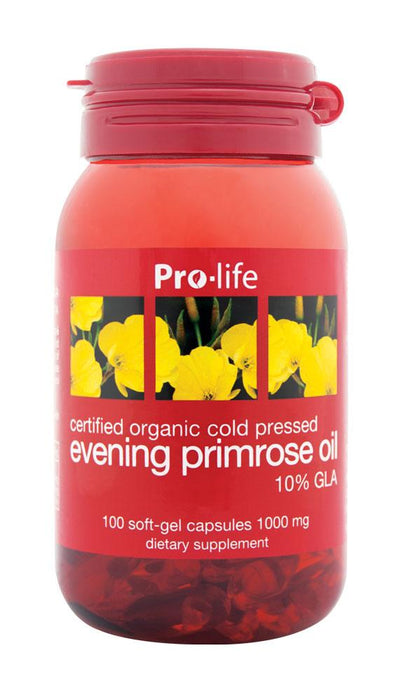 Evening Primrose Oil - Healthy Me