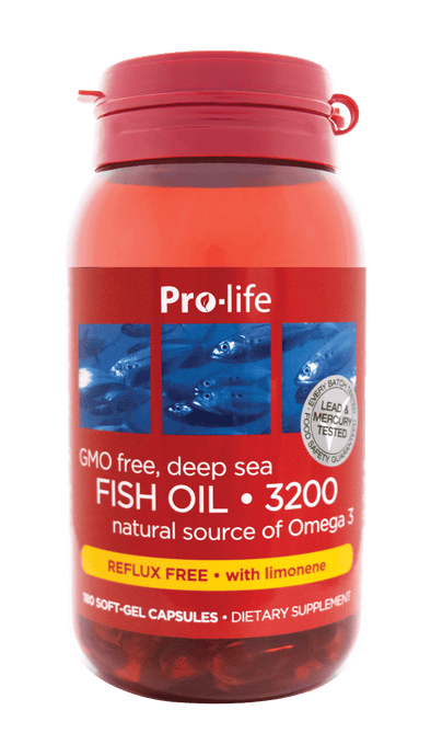 Fish Oil 3200 - Healthy Me