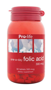 Folic Acid - Healthy Me