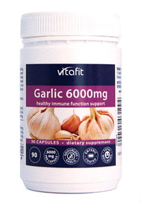 Garlic 6000mg - Healthy Me
