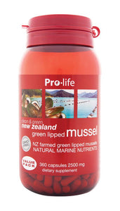 Green Lipped Mussel - Healthy Me