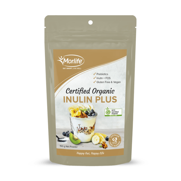 Morlife Inulin Plus Powder - Healthy Me