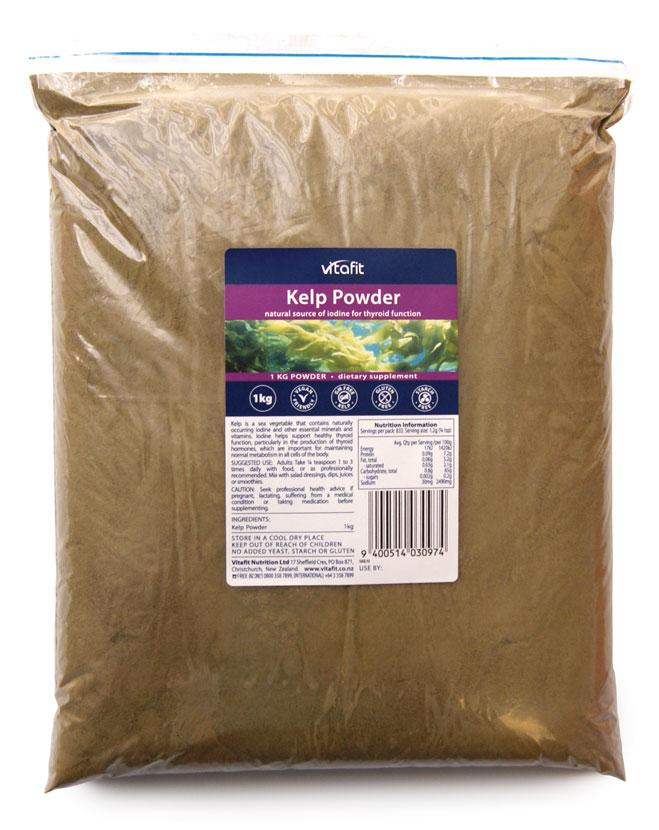 Kelp Powder - Healthy Me