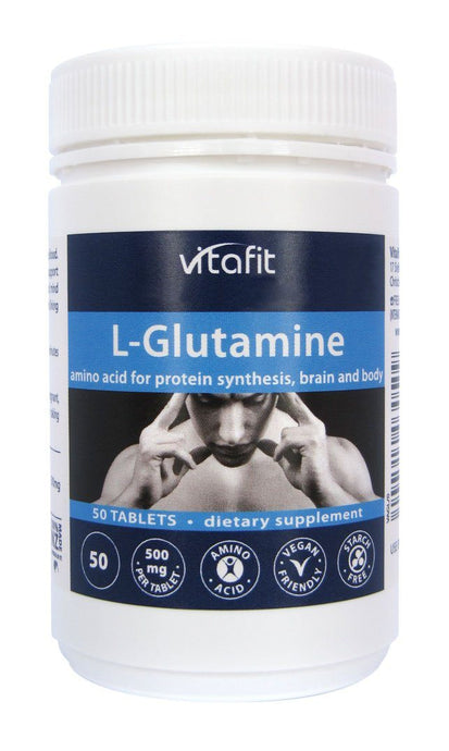 L-Glutamine - Healthy Me