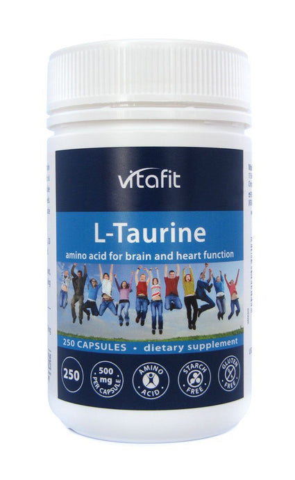 L-Taurine - Healthy Me