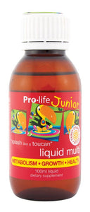 Junior Liquid Multi - Healthy Me
