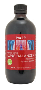 Lung Balance - Healthy Me