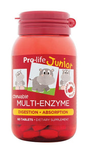 Junior Multi-Enzyme - Healthy Me