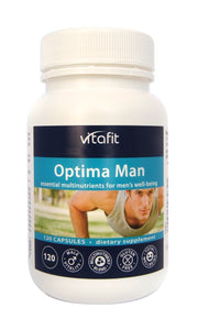 Optima Man - Healthy Me