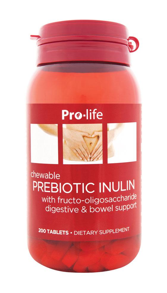 Prebiotic Inulin - Healthy Me