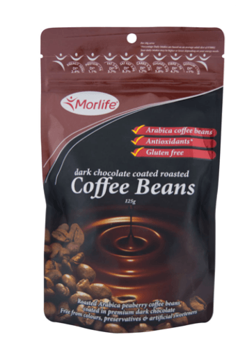 Dark Chocolate Coffee Beans - Healthy Me