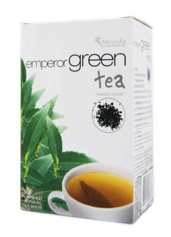 Emperor Green Tea - Healthy Me