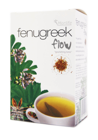 Fenugreek Flow - Healthy Me