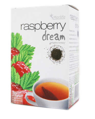 Raspberry Dream - Healthy Me