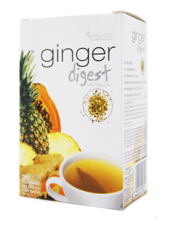 Ginger Digest - Healthy Me