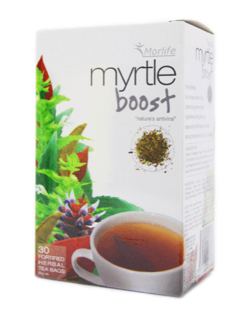 Myrtle Boost - Healthy Me