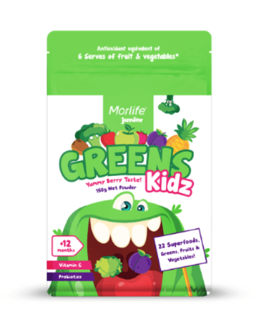 Morlife Greens Kidz Powder - Healthy Me