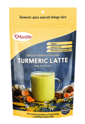 Morlife Turmeric Latte Powder - Healthy Me
