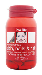 Skin, Nails & Hair - Healthy Me