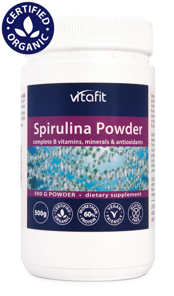 Spirulina Powder - Healthy Me
