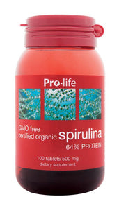 Spirulina Tablets - Healthy Me