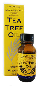 Lemon Scented Tea Tree Oil - Healthy Me